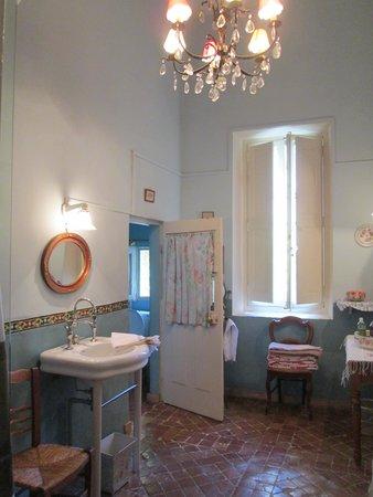La Vagabonde : bagno