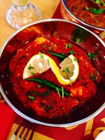 Chicken vindaloo is hot n spicy amazing taste picture of indian indian chef chicken vindaloo is hot n spicy amazing taste forumfinder Gallery