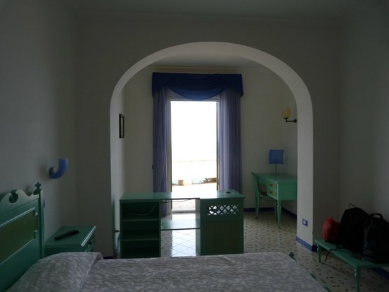 Hotel Le Terrazze: chambre
