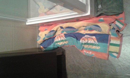 Brustar Centric: asciugamano per piatto doccia che perde