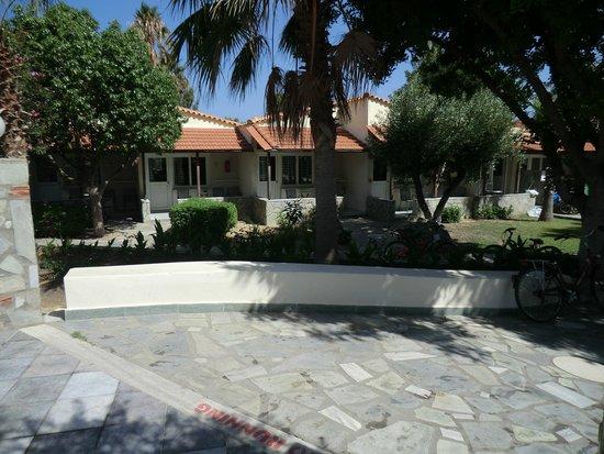 Hotel Atlantis: bungalow 44