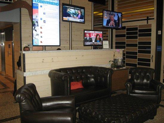 TRYP New York City Times Square South : Lobby