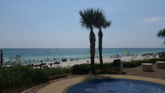 b539b8ad65d6d1 Beach - Picture of Holiday Inn Club Vacations Panama City Beach ...