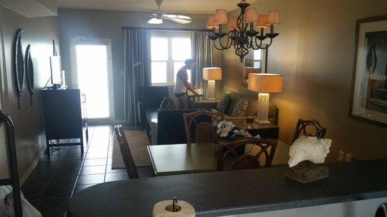 Holiday Inn Club Vacations Panama City Beach Resort: Villa