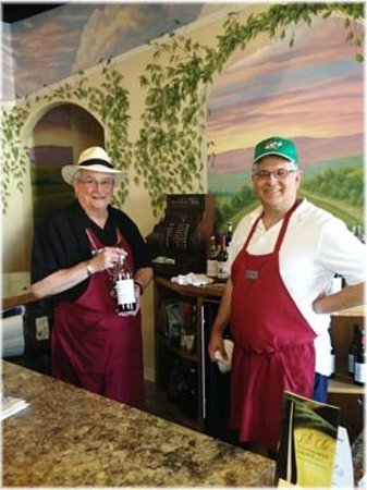 Lil' Ole Winemaker Shoppe: Mark and Dave