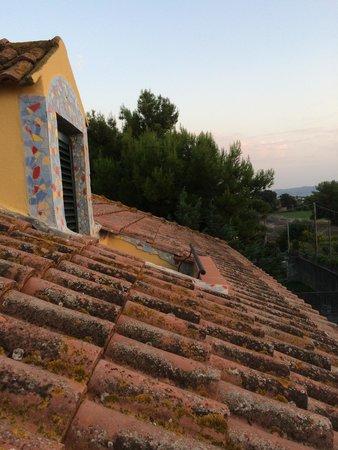 Hotel Villa Rita: balconcino secondo piano