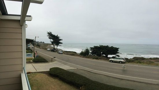 Cambria Landing Inn & Suites: View from the room