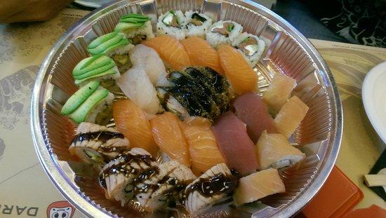 Daruma Sushi Kosher - Portico D'ottavia