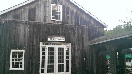 Grafton, VT: Phelps Pub - Exterior