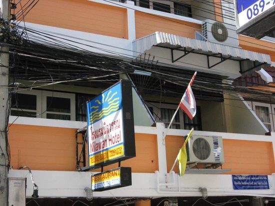 Nilawan Guest House Hua Hin: Veldig hyggelig hotell