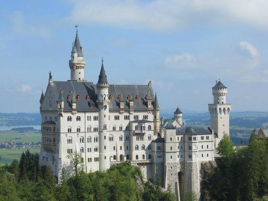 European Castles Day Tours: Neuschwanstein Castle