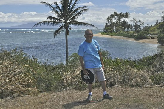 A Touch of Molokai: A great little beach at Mile Marker 20