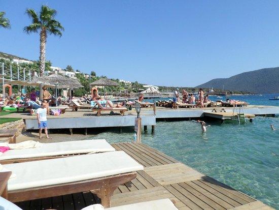 Ersan Resort & Spa: mer