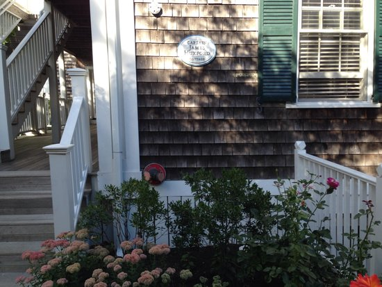 Harbor View Hotel: Our beautiful cottage!