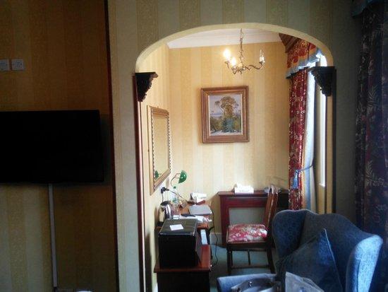 Best Western Red Lion Hotel: Office nook