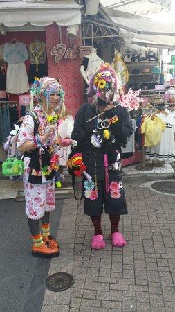 Harajuku Takeshita-dori: Cosplay