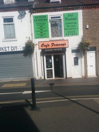Cafe Franny's