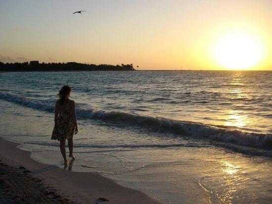 Hotel Playa del Karma: Раннее утро