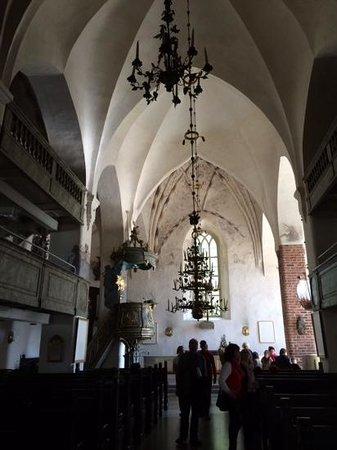 Porvoo Old Town: Church in Porvoo