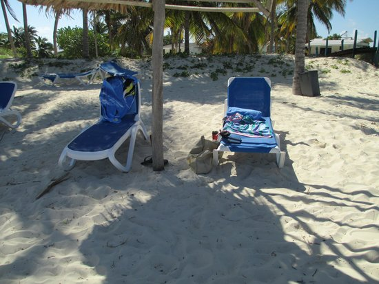 Hotel Roc Santa Lucia (Ex Gran Club) : The brand new loungers - best in the area