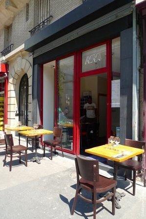 Nina Restaurant Rue Du Chateau Paris  Trip Advisor