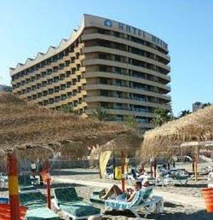 Melia Costa del Sol: on the beach