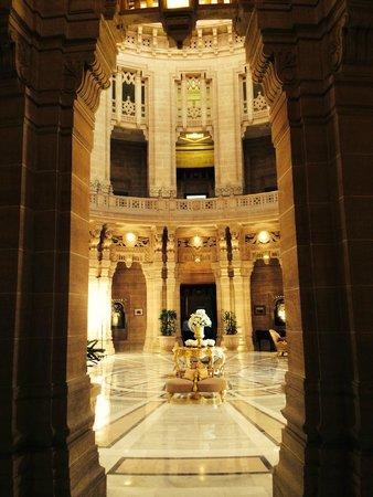Umaid Bhawan Palace Jodhpur: Salle principale