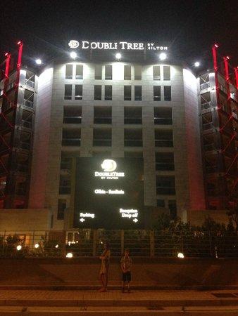 Doubletree by Hilton Olbia: Hotel