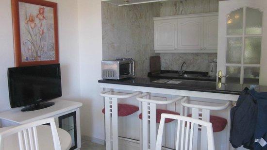 Apartamentos Casablanca : cocina