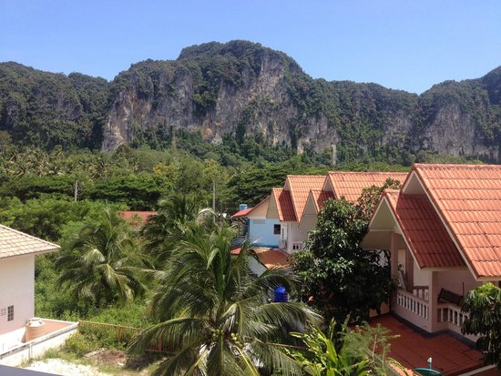 Aonang Regent Hotel: view