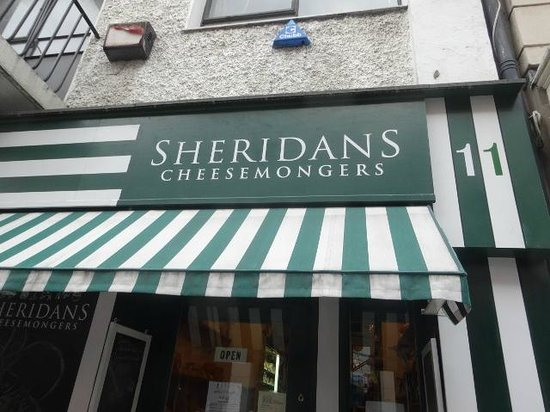 Sheridans: STORE FRONT