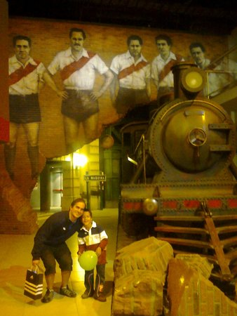 Museo River Plate: River