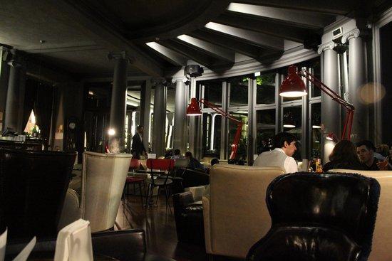 Sheraton Diana Majestic Hotel: cool bar