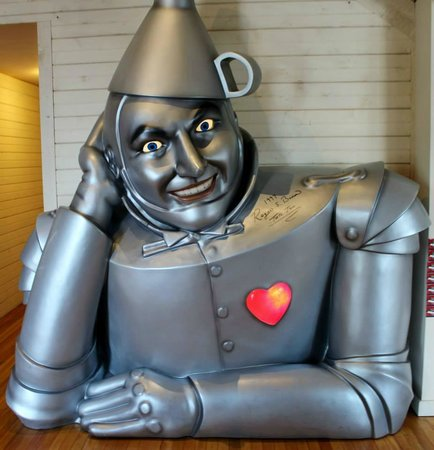 Oz Museum: Tin Man