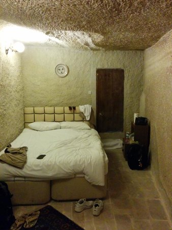 Nomad Cave Hotel: private double room with bathroom