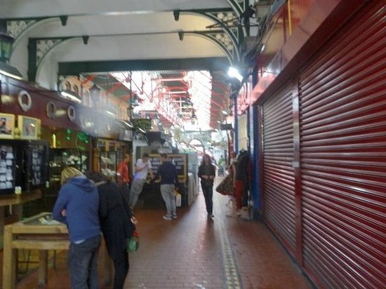 St. George's Market: ONE OF THE ISLES