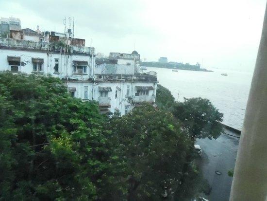 SeaShore Hotel: vue de la chambre