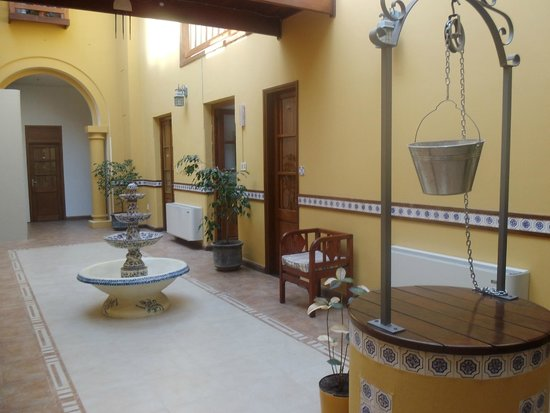 Hotel Italiano: Hall