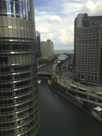 The Langham, Chicago: View from Langham Club