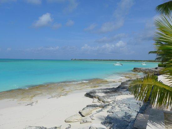 Cape Santa Maria Beach Resort & Villas : cape santa maria spiaggia