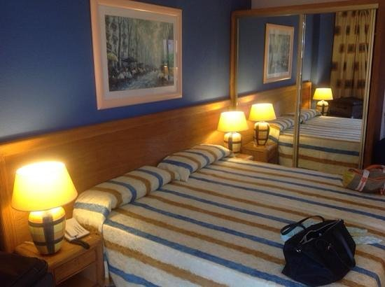 Hotel Best Maritim: наш номер