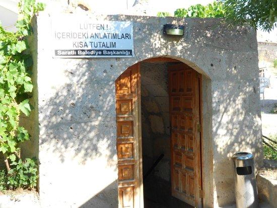 Kaymakli Underground City - Picture of Kaymakli ...