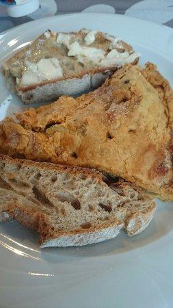 Alen do mar : Pan y tarta artesanal