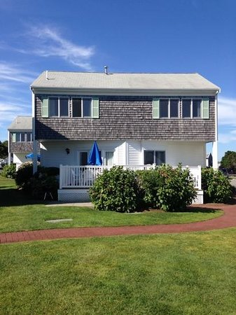 Green Harbor on the Ocean: the house
