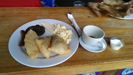 Robert's Grove Beach Resort: hmmmm breakfast