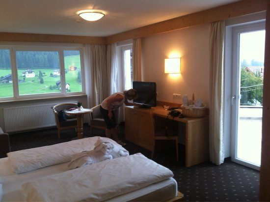 Hotel Grones: Camera
