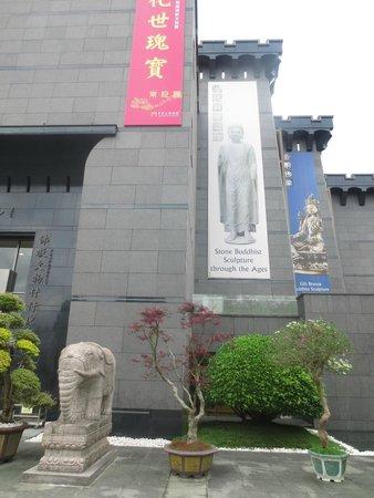 Chung Tai Chan Monastery : Monastery