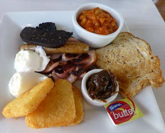Bully Hayes Restaurant & Bar : Fatty Boomba
