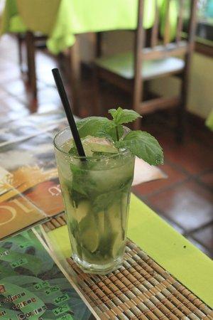 Lemon Grass Cafe-Bar: Mojito