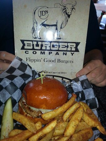 JD's Burger Company